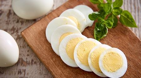 How do you make perfect boiled eggs and remove shells easier?