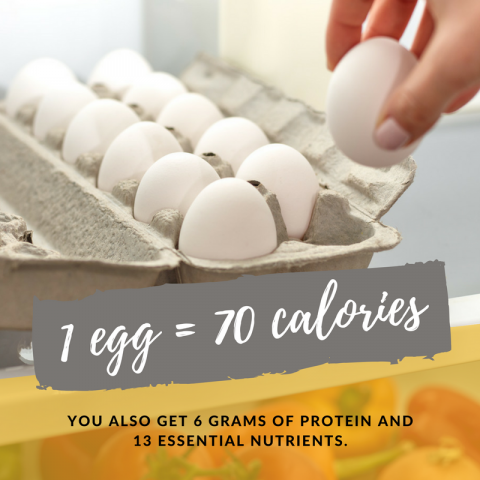 eggs in a carton and one is being lifted out by a hand